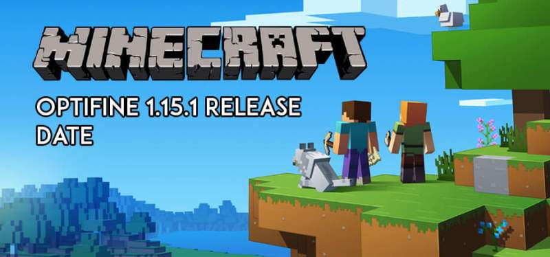 optifine 1.15 release date